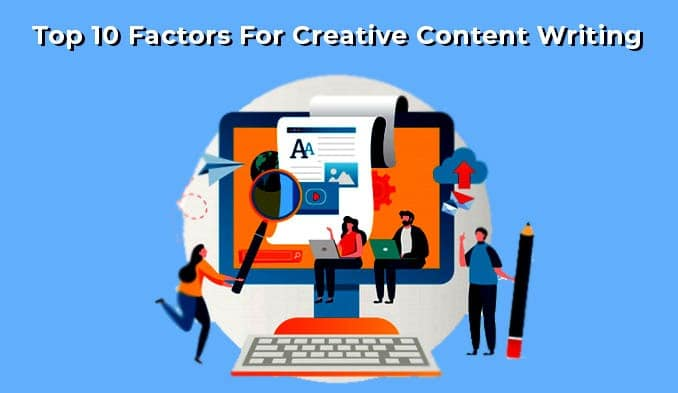 factors for content writing